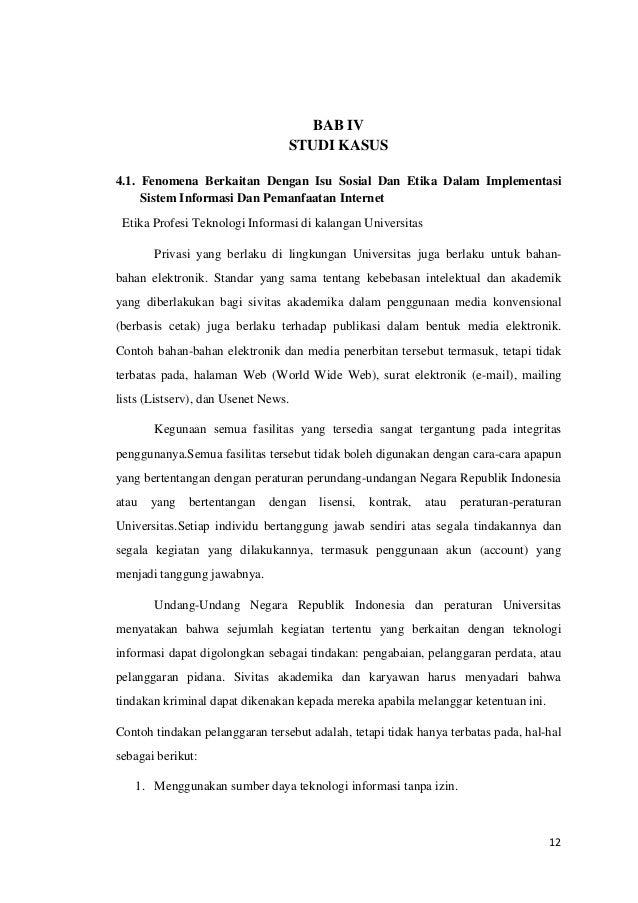 Si Pi Siti Maesaroh Hapzi Ali Isu Sosial Dan Etika Dalam Sistem In