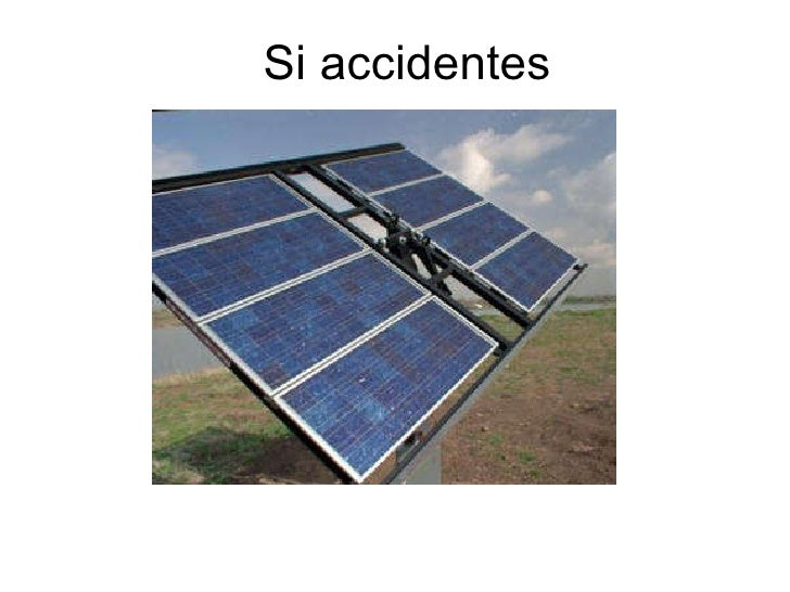 Si accidentes