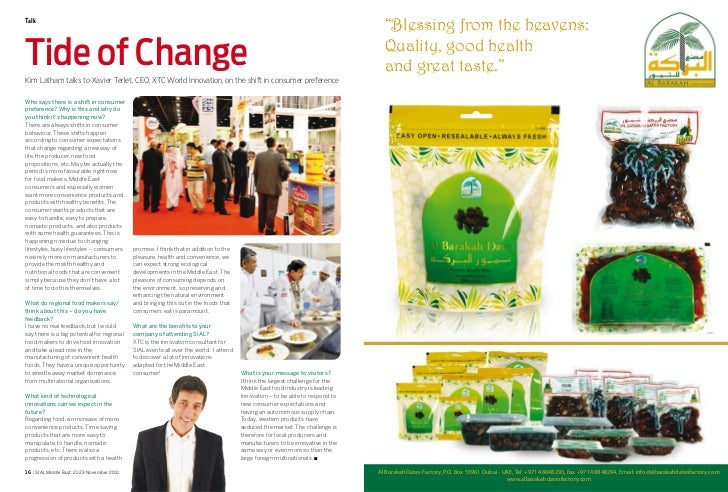 Sial Middle East Preview