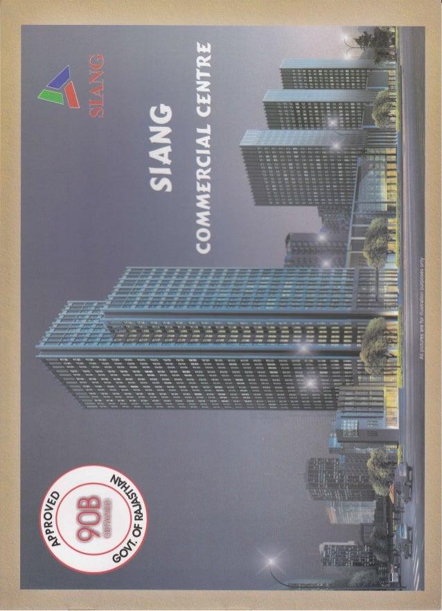 siang infratech neemrana flats 8802266129