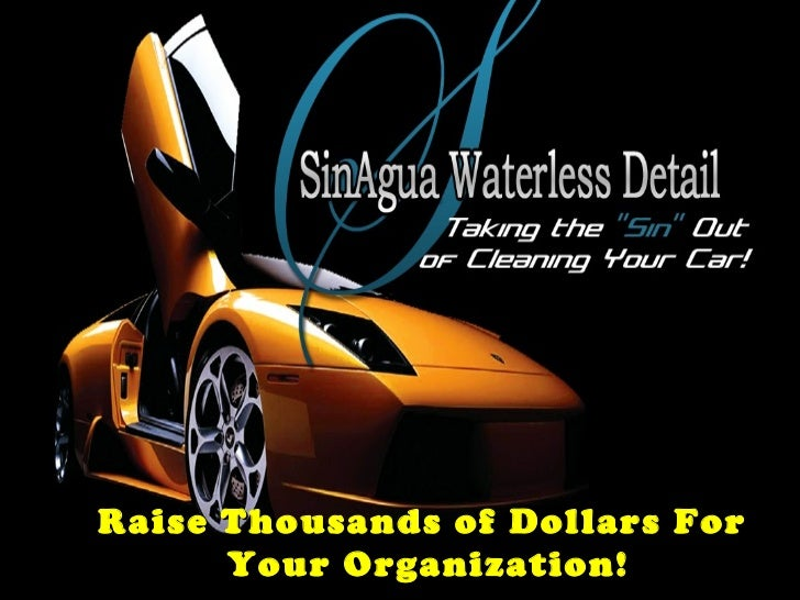 Raise Thousands of Dollars For  Your Organization! Raise Thousands of Dollars For  Your Organization!