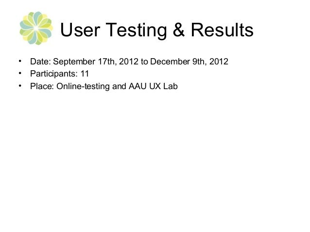 Android mobile application thesis