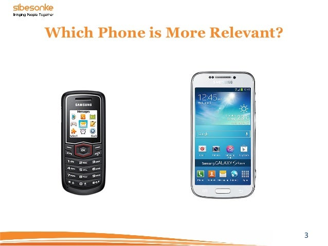 Important is mobile phones to our