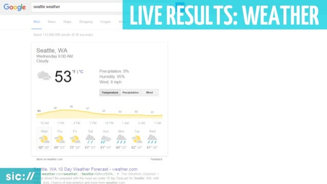 LIVERESULTS:WEATHER
