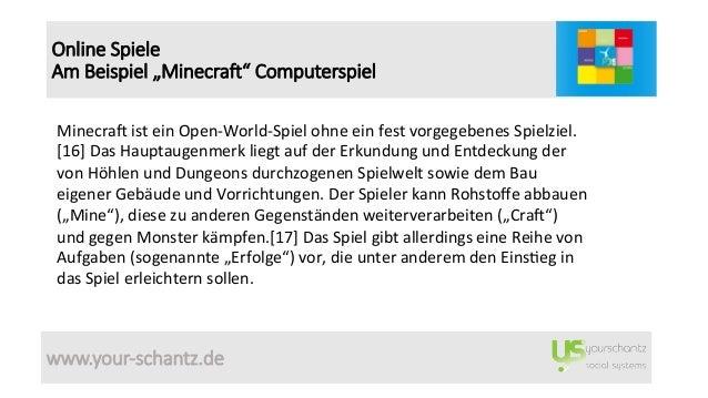 Sicherheit Für Ihre Kinder Im Internet - Minecraft spielen ohne internet