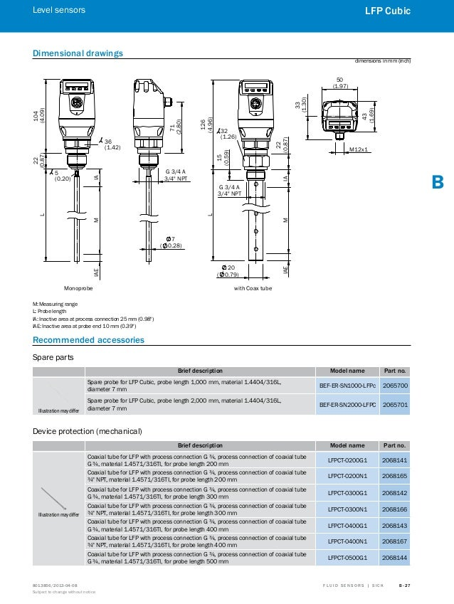 sick sensors sensor solutions catalogue rh slideshare net sick proximity sensor wiring diagram