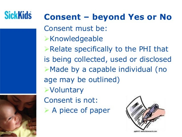 The age of consent essay