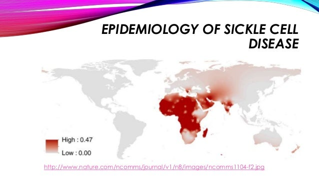 an introduction to the sickle cell disease Introduction disease characteristics public health and reducing disease and  disability sickle cell disease newborn screening surveillance and monitoring .