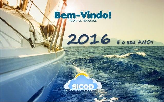 2016 é o seu ANO!!