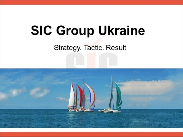 SIC Group Ukraine 