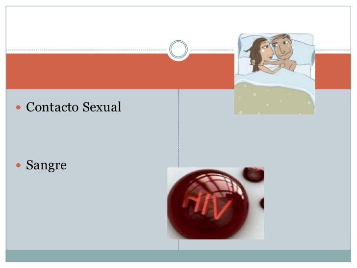 Contacto Sexual<br />Sangre<br />