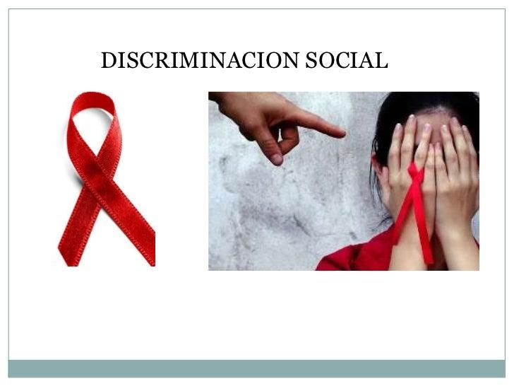 DISCRIMINACION SOCIAL <br />