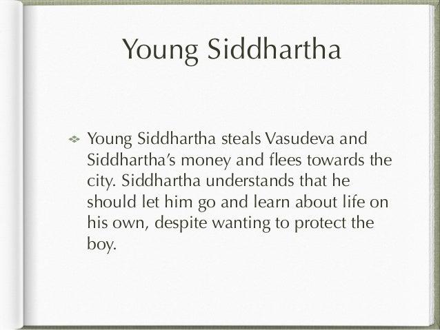 siddhartha summary chapter 1