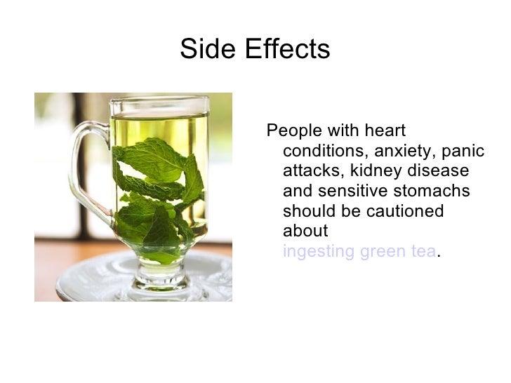 Side Effects Of Drinking Tea