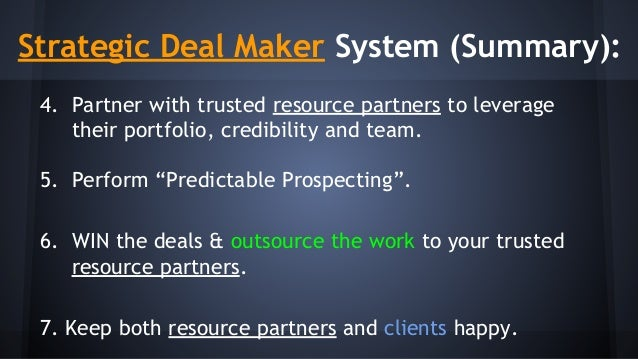 """Ready to Become the Next $100k/month Case Study? OR… the """"link"""" in the description"""