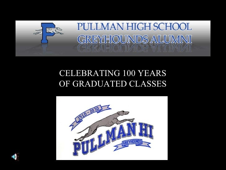 CELEBRATING 100 YEARS OF GRADUATED CLASSES