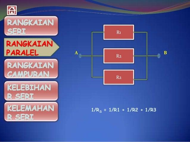 ppt rangkaian seri dan paralel