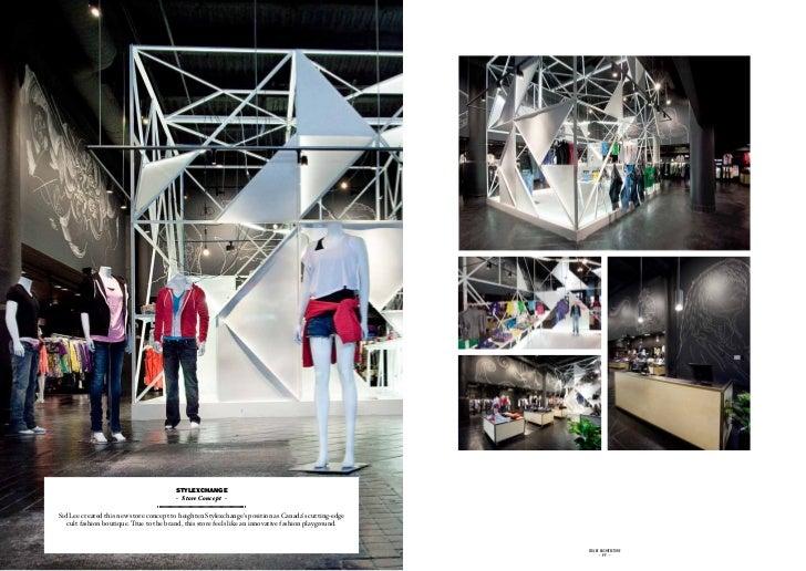 SaQ signature                                     - Concept Design -      SAQ was looking to create a distinctive experien...