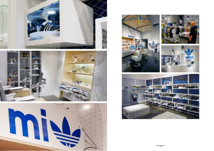 adidas                                 - SLVR Store Concept -       adidas needed a retail concept to tangibly bring their...