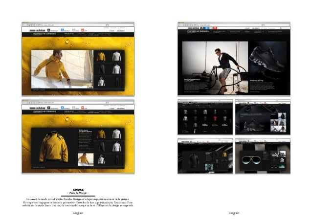 adidas                                        - Porsche Design -     Le carnet de mode virtuel adidas Porsche Design est a...