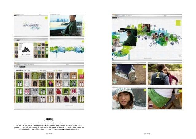adidas                                        - Style Essentials -  Ce site web souligne le lancement de la nouvelle gamme...