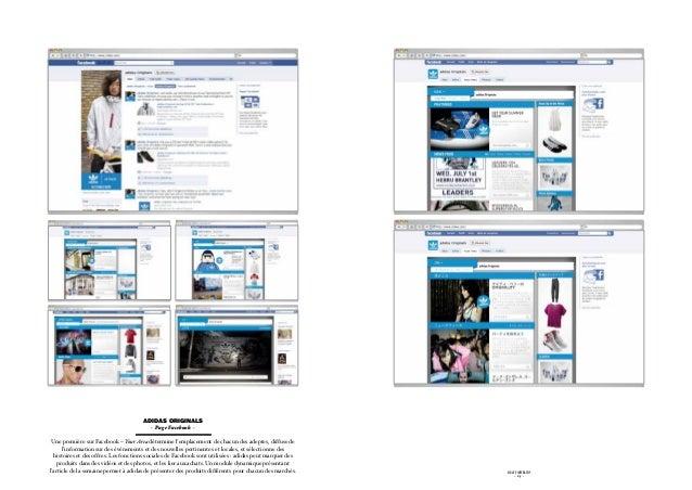 adidas originals                                         - Page Facebook - Une première sur Facebook – Your Area détermine...