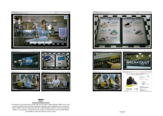 adidas                                            - MEGA -Pour appuyer le lancement de la nouvelle collection de souliers ...