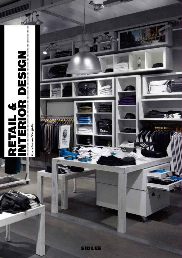 Retail &interior designOverview and Portfolio