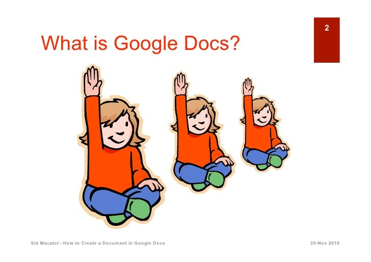 how to create titles in google docs