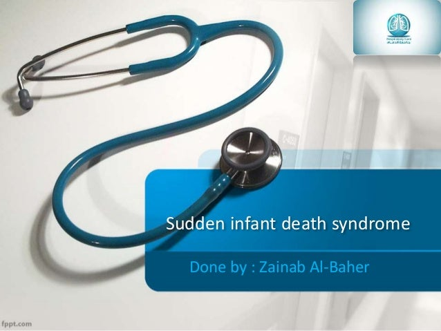 an analysis of sudden infant death syndrome Sids is the leading cause of death for babies under 1 get the facts and learn how to prevent sudden infant death syndrome.