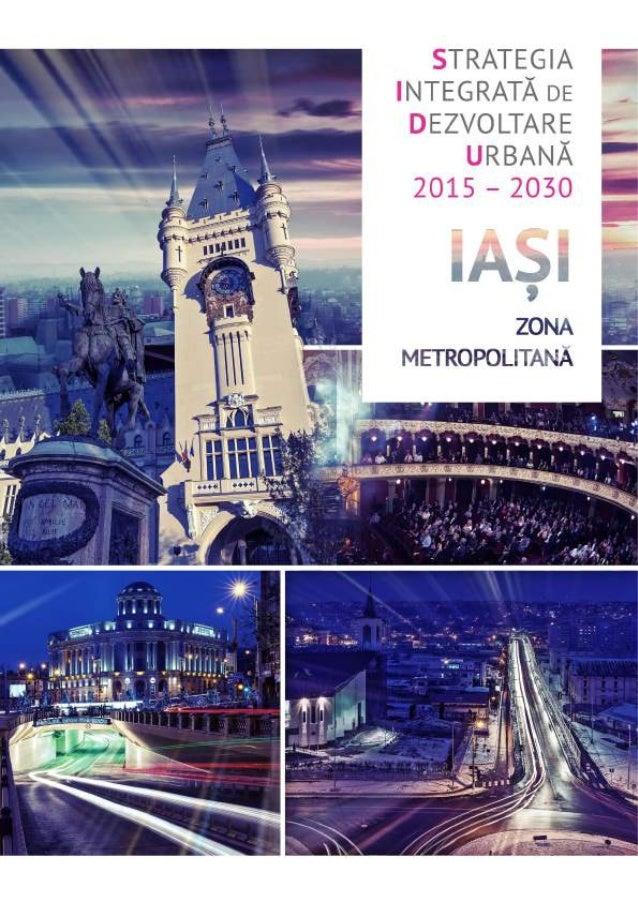 Strategia Integrata de Dezvoltare Urbana Iasi 2016 v1 Slide 1