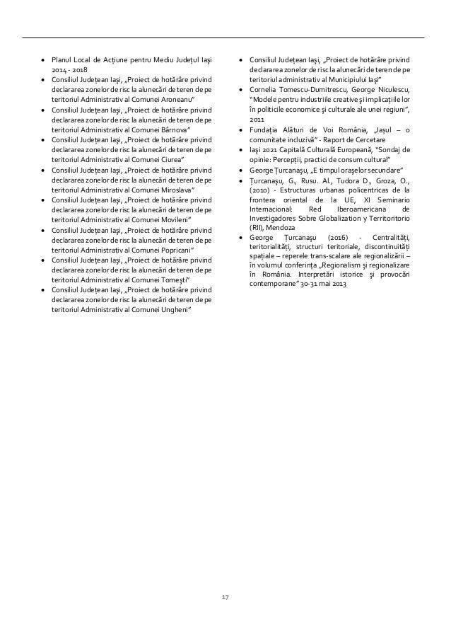 """17  Planul Local de Acţiune pentru Mediu Judeţul Iaşi 2014 - 2018  Consiliul Judeţean Iaşi, """"Proiect de hotărâre privind..."""