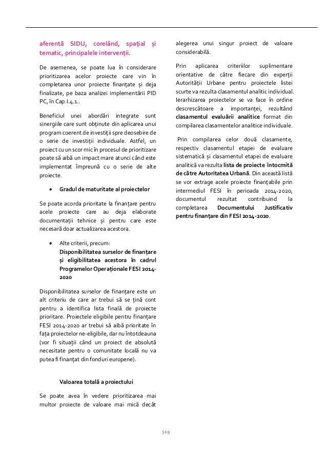 Strategia Integrata de Dezvoltare Urbana Iasi 2016 v1