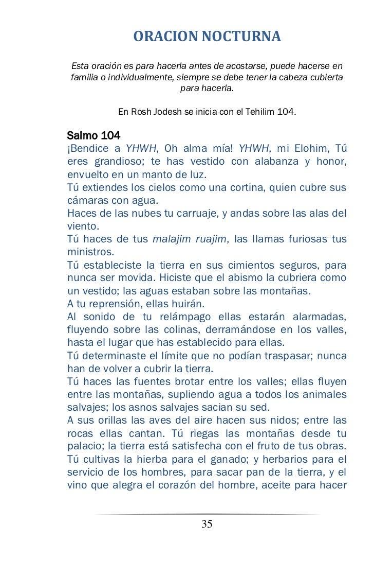 Sidur Diario