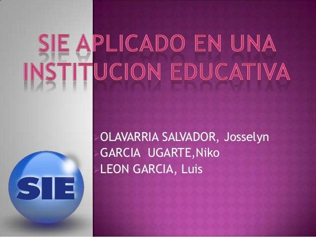 OLAVARRIASALVADOR, JosselynGARCIA UGARTE,NikoLEON GARCIA, Luis