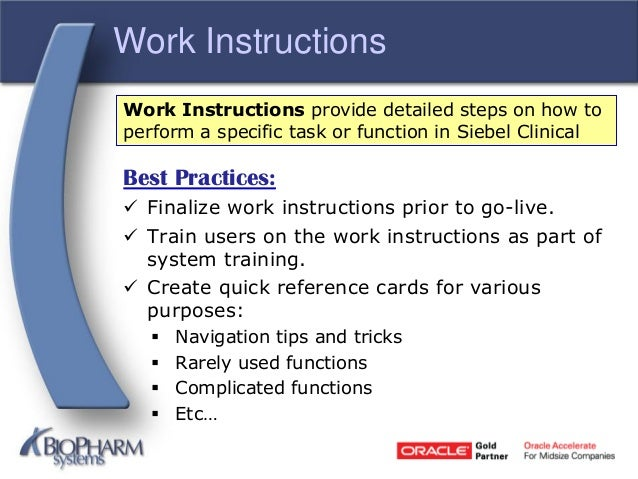 Work Instructions Template. work instructions template 2 gif ...