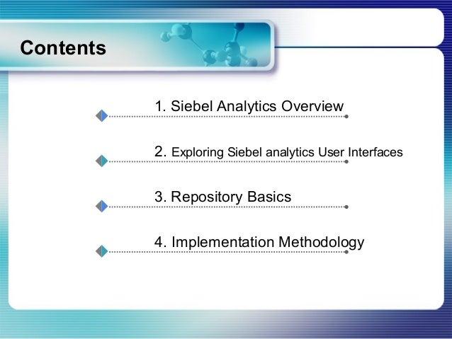 siebel analytics training siebel analytics online training siebel rh slideshare net Siebel Systems Logo Siebel Systems Education