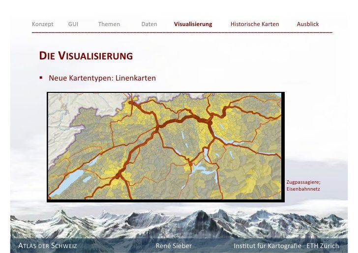 René Sieber - Interaktive Karten im Atlas der Schweiz