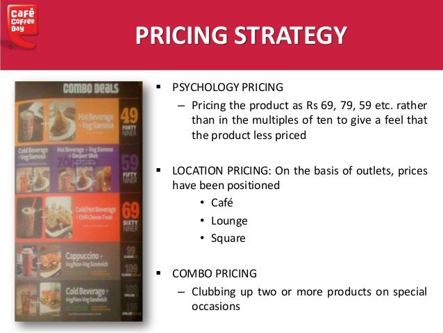 SERVICE MARKETING MIX OF CAFE COFFEE DAY PRODUCT PRICE PLACE PROMOTION PHYSICAL EVIDE PEOPLE PROCESS 21