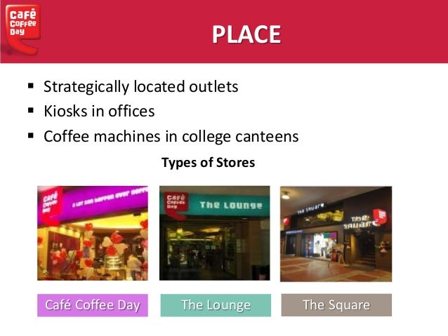 promotional activities of cafe coffee day So by using promotional activities and crm techniques café coffee day can make them  would you expect cafe coffee day to organize such more promos in .