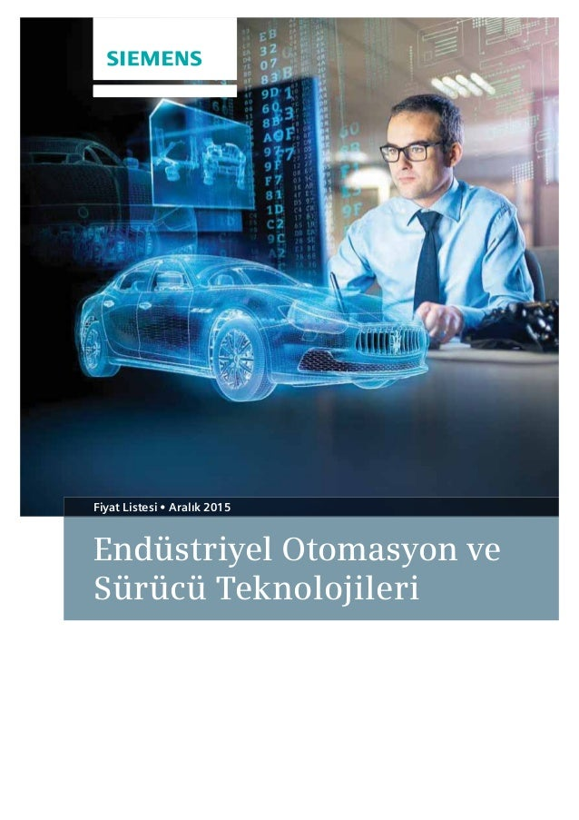 Endüstriyel Otomasyon ve Sürücü Teknolojileri
