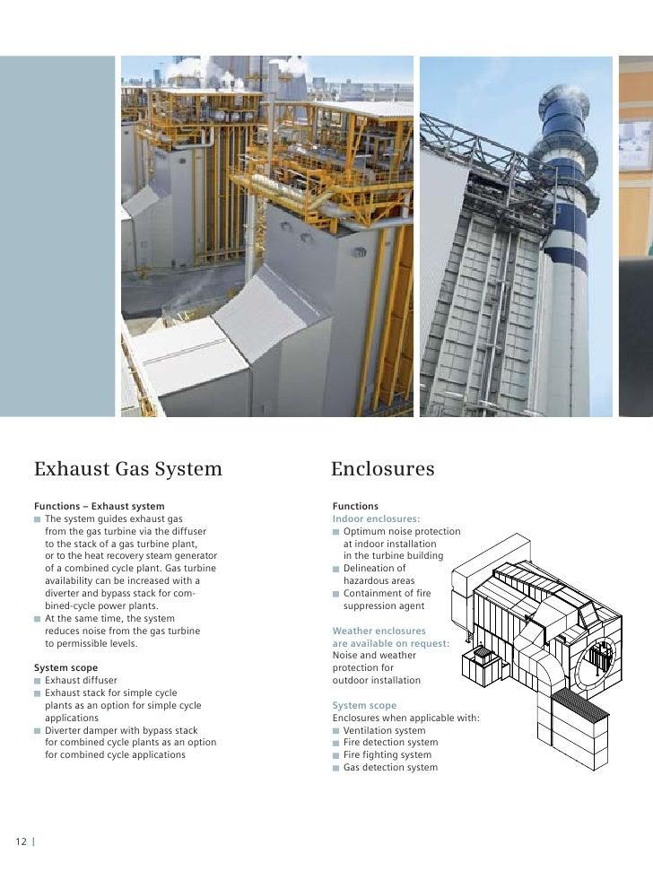 Siemens Gas Turbine4000 F