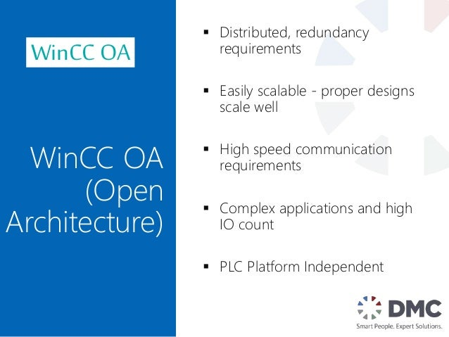 Improving and Scaling SCADA Systems: Is WinCC OA Right for Me?