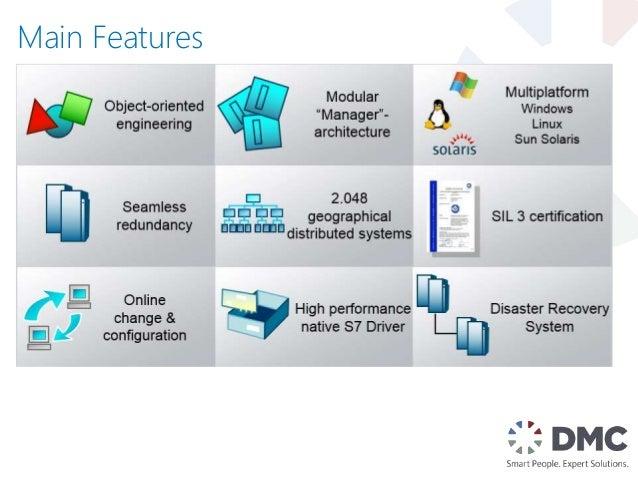 DMC Siemens Automation Summit 2014 Presentation: Getting the