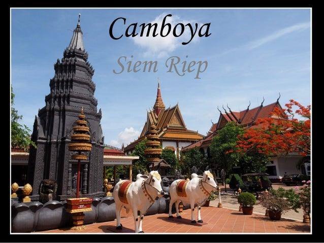 Camboya Siem Riep