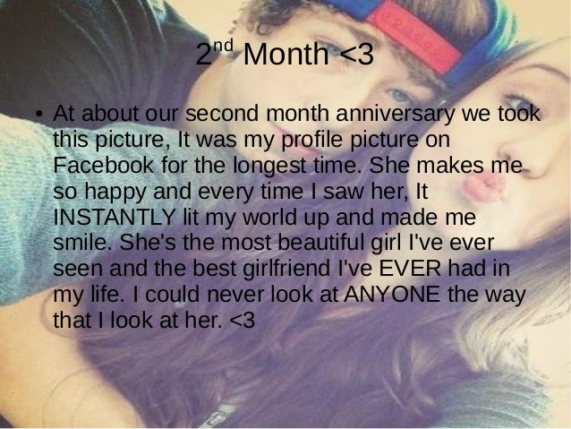 happy two months anniversary to my boyfriend