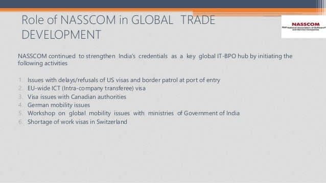 role of nasscom in corporate governance Role of nasscom in corporate governance national association of software and services companies (nasscom) is a trade association of indian information technology (it) and business process ou financial accountants in modern era.