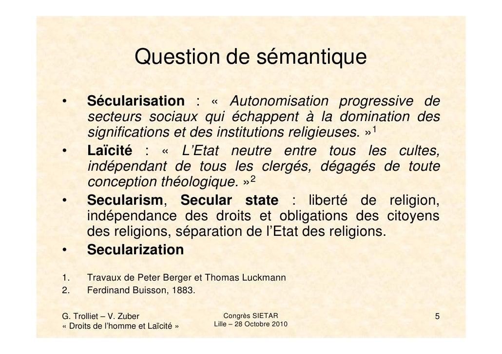berger secularisation thesis