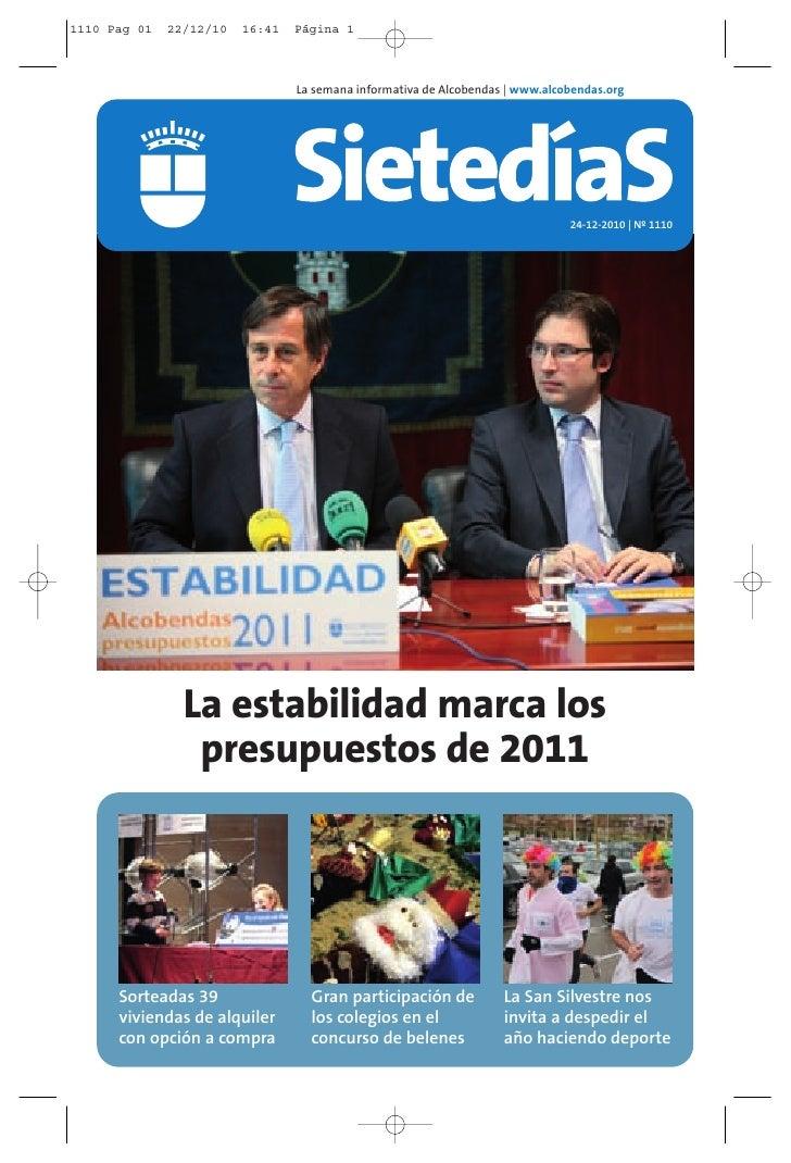 La semana informativa de Alcobendas | www.alcobendas.org                                                                  ...