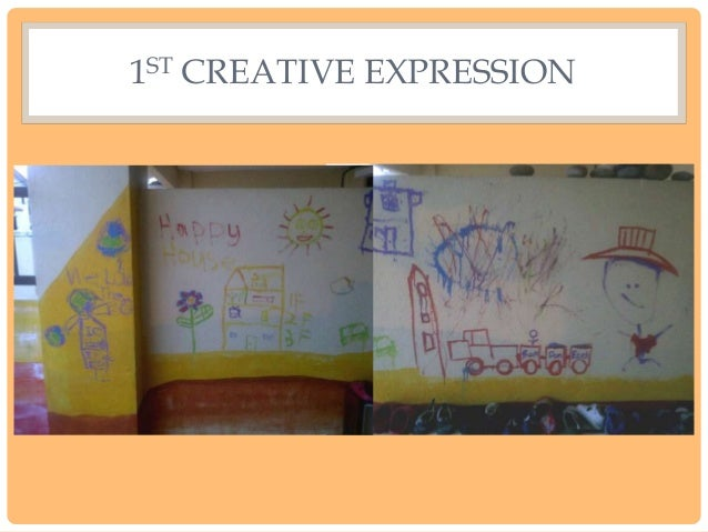 1ST CREATIVE EXPRESSION